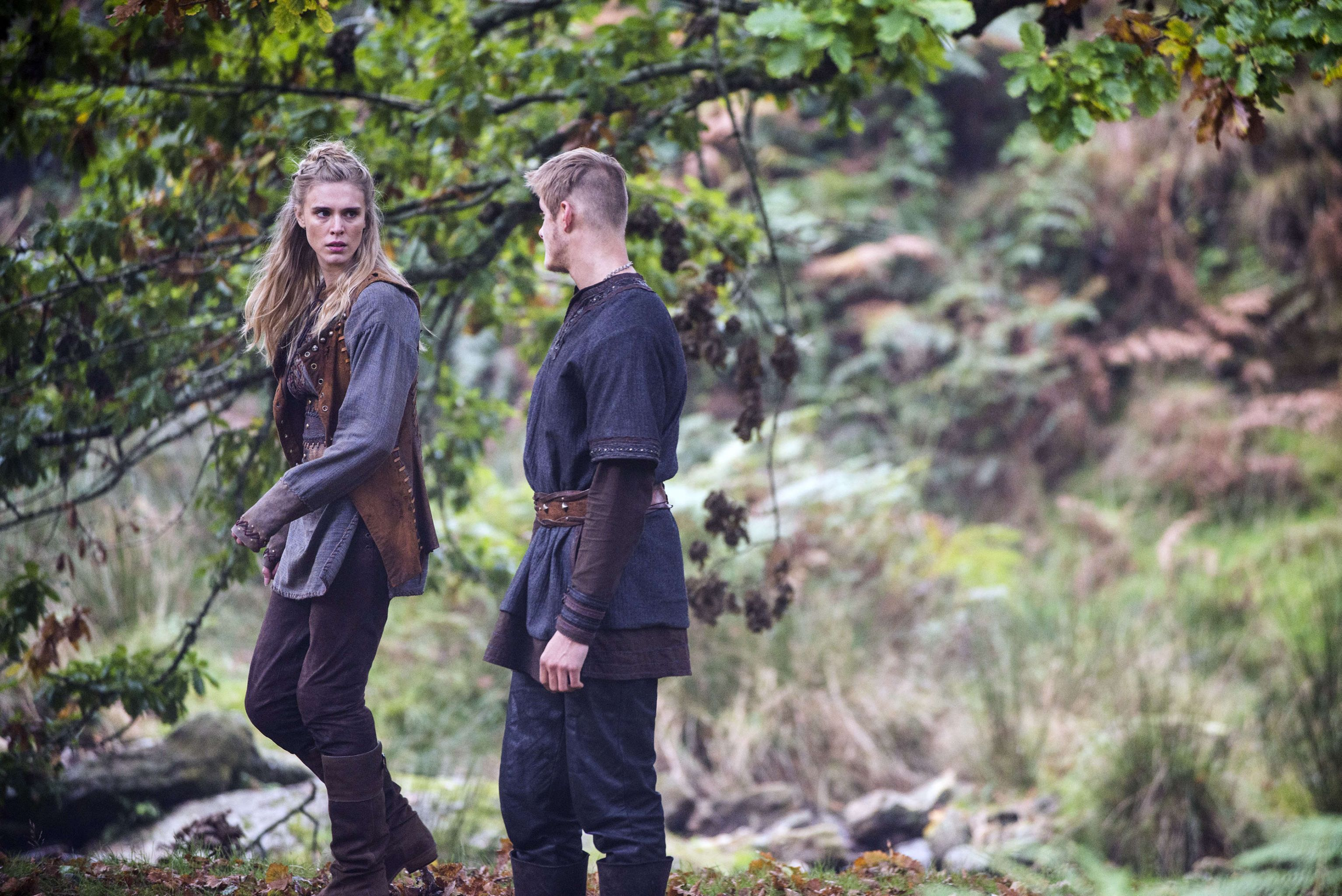 """Vikings """"The Lord's Prayer"""" S2EP10"""