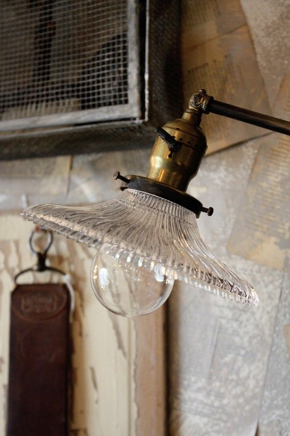 1 Of A Kind Designer Lamp Hand Made Antique Parts