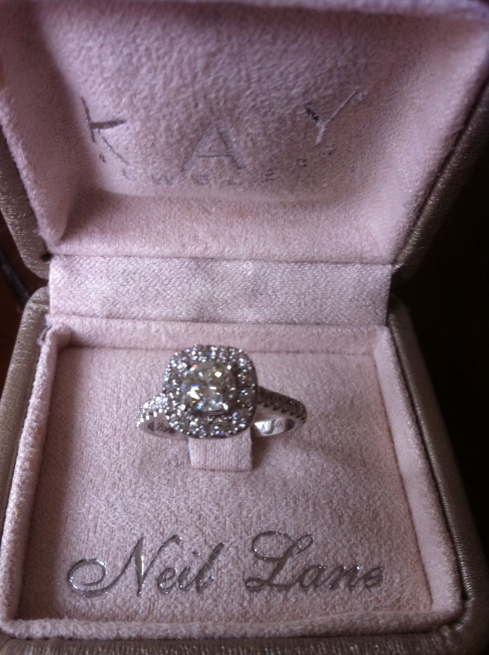 Engagement Rings Neil Lane Bridal Kay Jewelers OMG I LOVE HIM TIRED A RING LIKE THIS ON