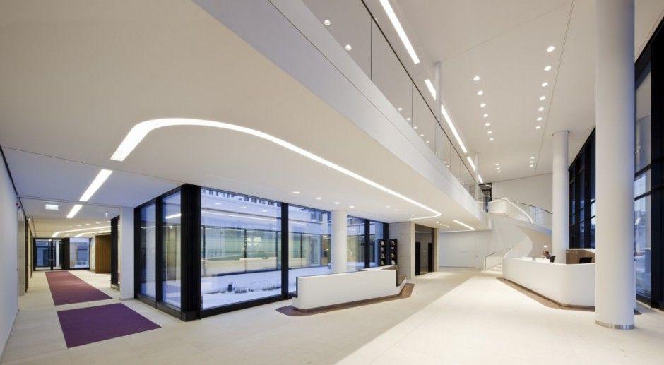 Cool ICADE Office Interior Design by Landau + Kindelbacher Galleries ...