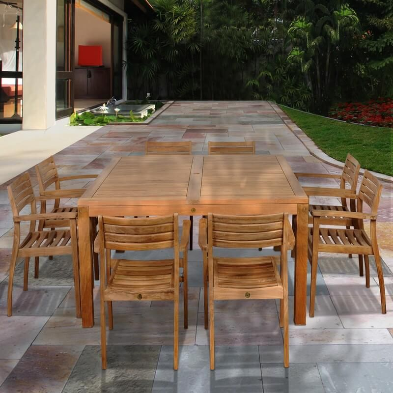 16++ Square patio dining set Tips