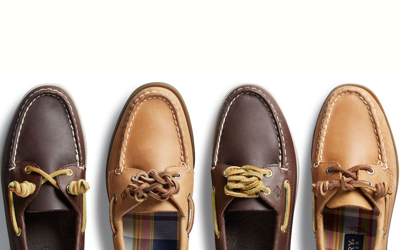 GuideShoesZapatos The Sperry Lacing Official Sperry txshQCBrd