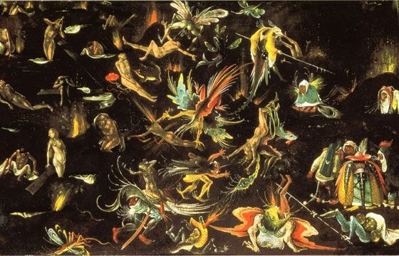 Hellscapes and Earthly Delights: Hieronymus Bosch's Largest Exhibition