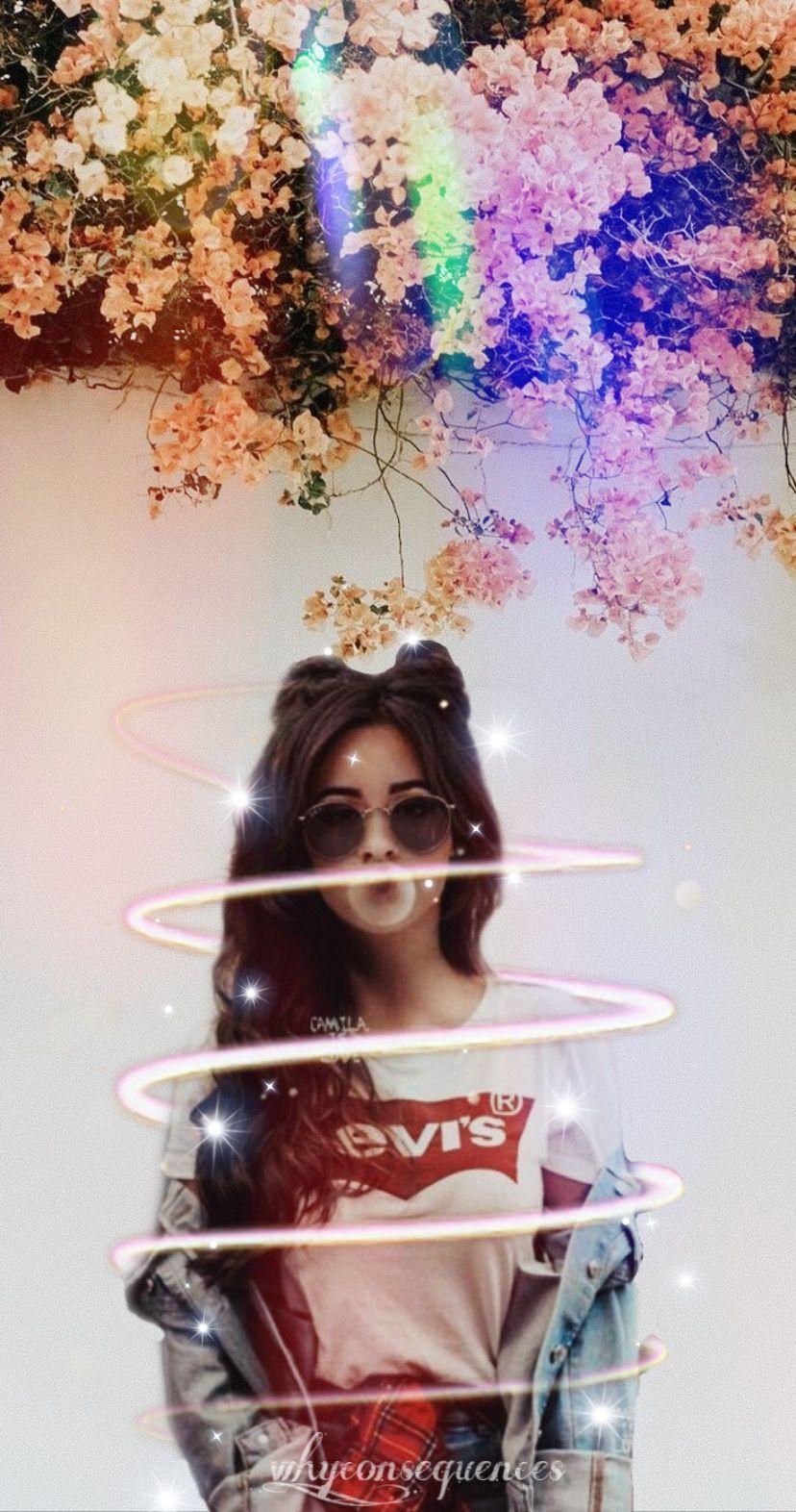Camila Fan Edit Camilacabello Fanedit Wallpaper Fan Edits Camila Cabello Wallpaper