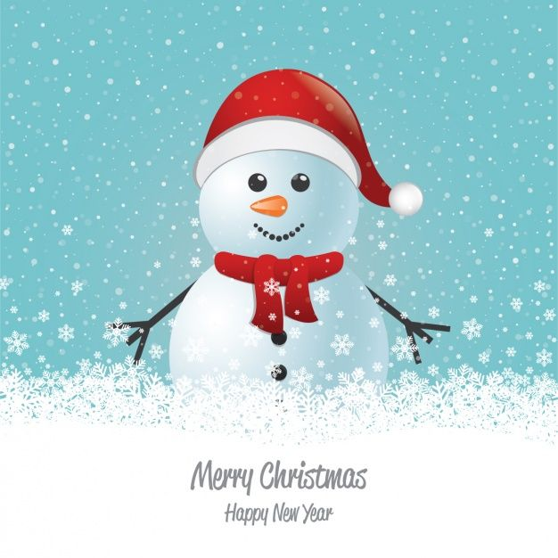 Christmas background design Free Vector Christmas  New Year
