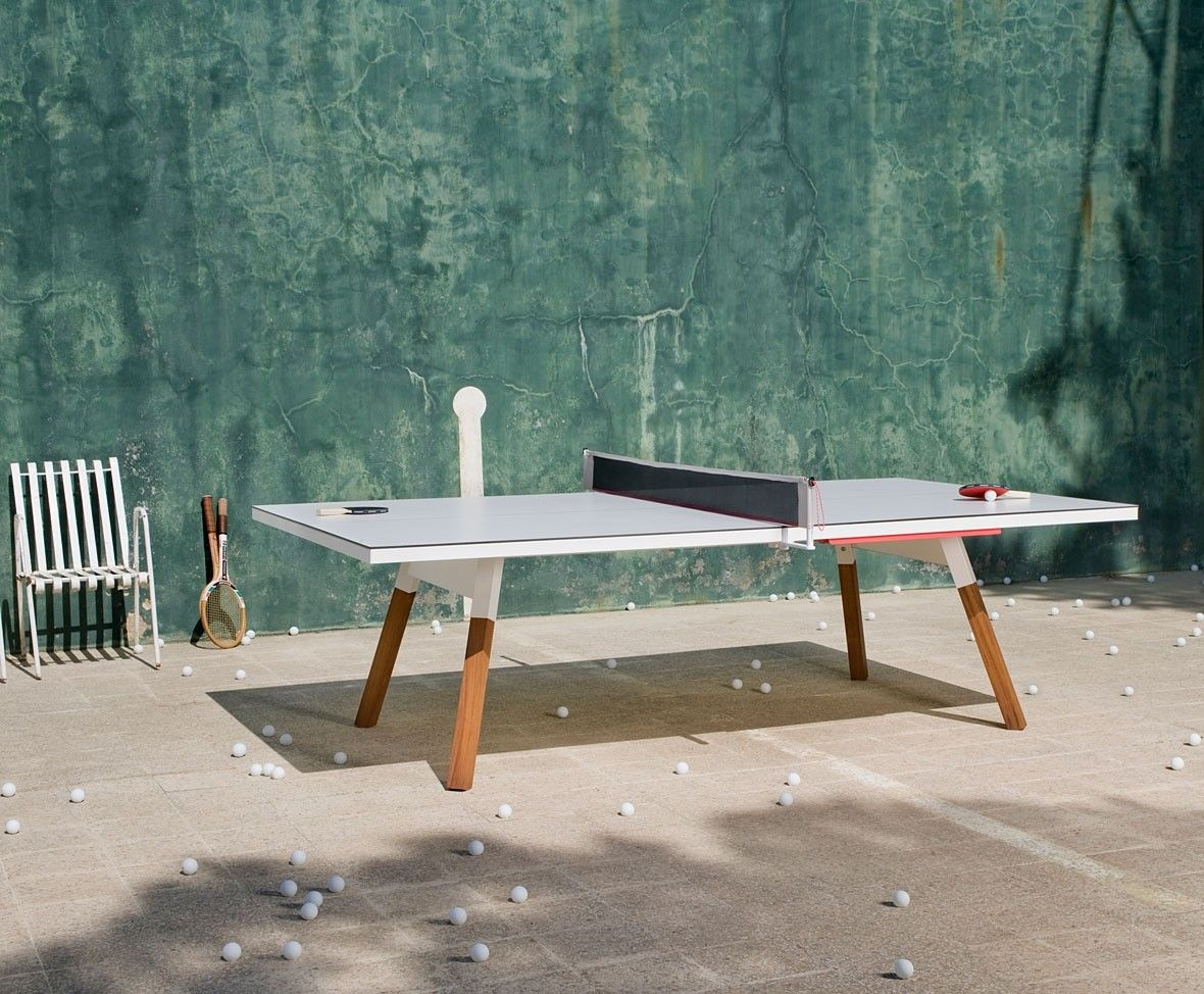 You And Me Tennis Table Tennis Outdoor Ping Pong Table Ping Pong Table Luxury Table