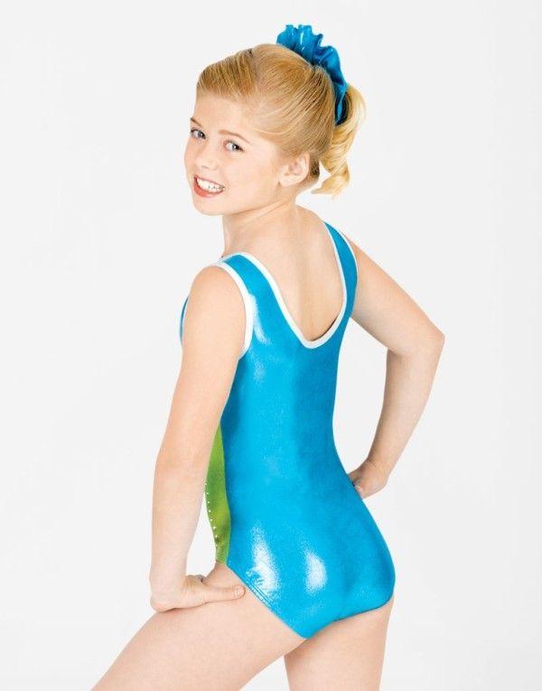 c2ddb35505a5c0 Girls shiny gymnastics leotard | Gymnastics Leotards | Olympics ...
