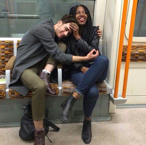 interracial black women white men dating pinterest. Black Bedroom Furniture Sets. Home Design Ideas
