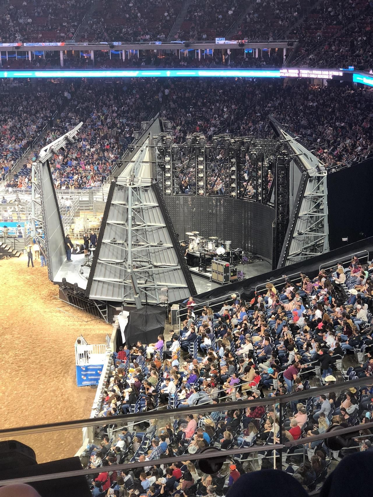 Houston rodeo houston rodeo concert stage design stage