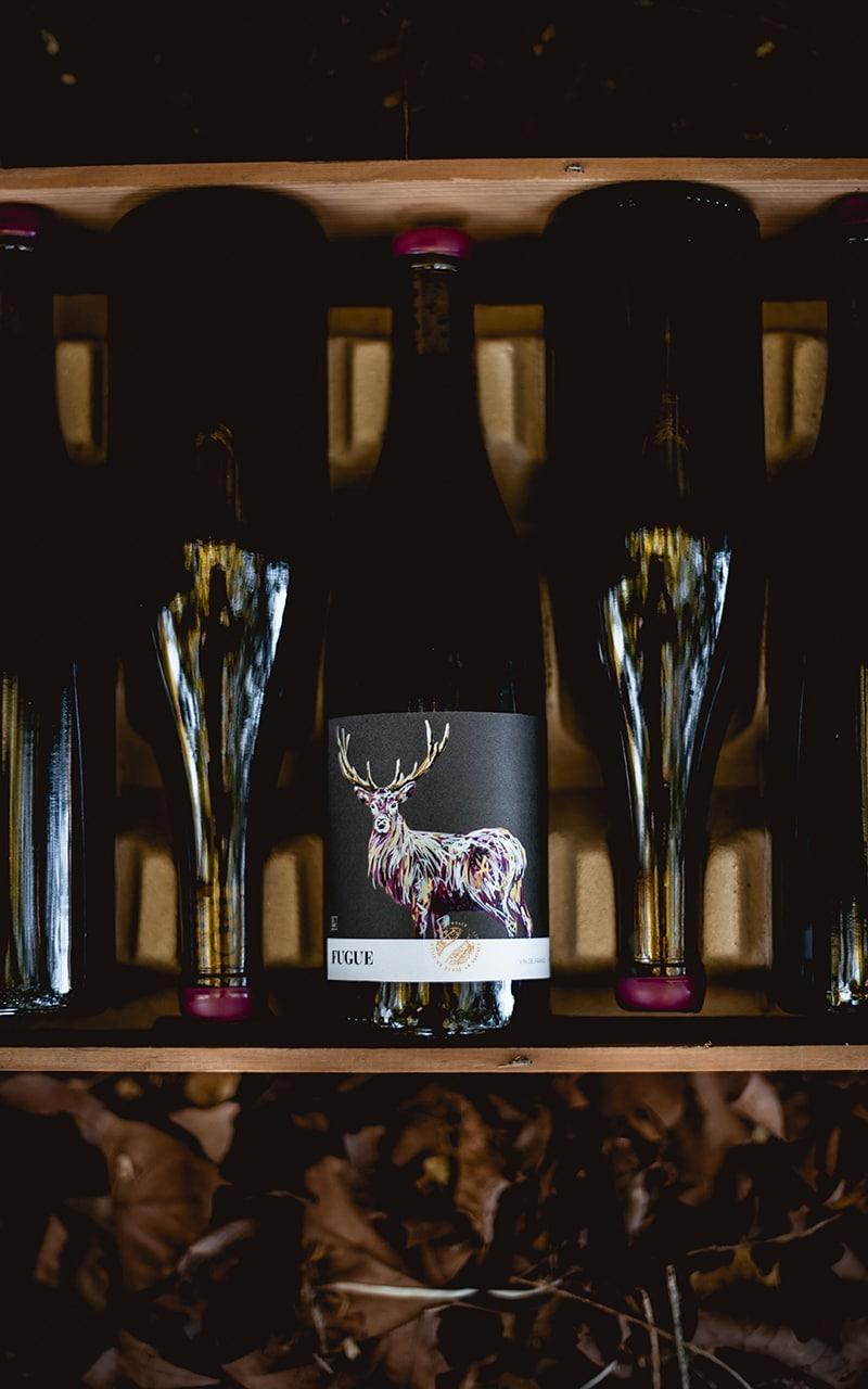 Épinglé par Studio Octopus Bordeaux sur PACKAGING | Etiquette vin, Modele etiquette, Lune