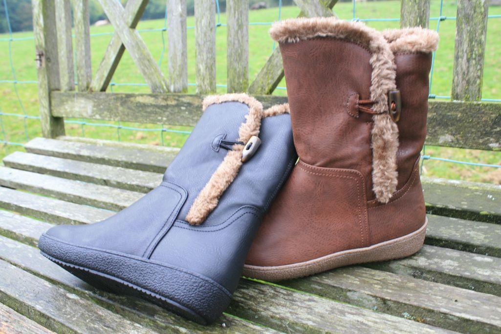 Izzie Boot Brown or Black