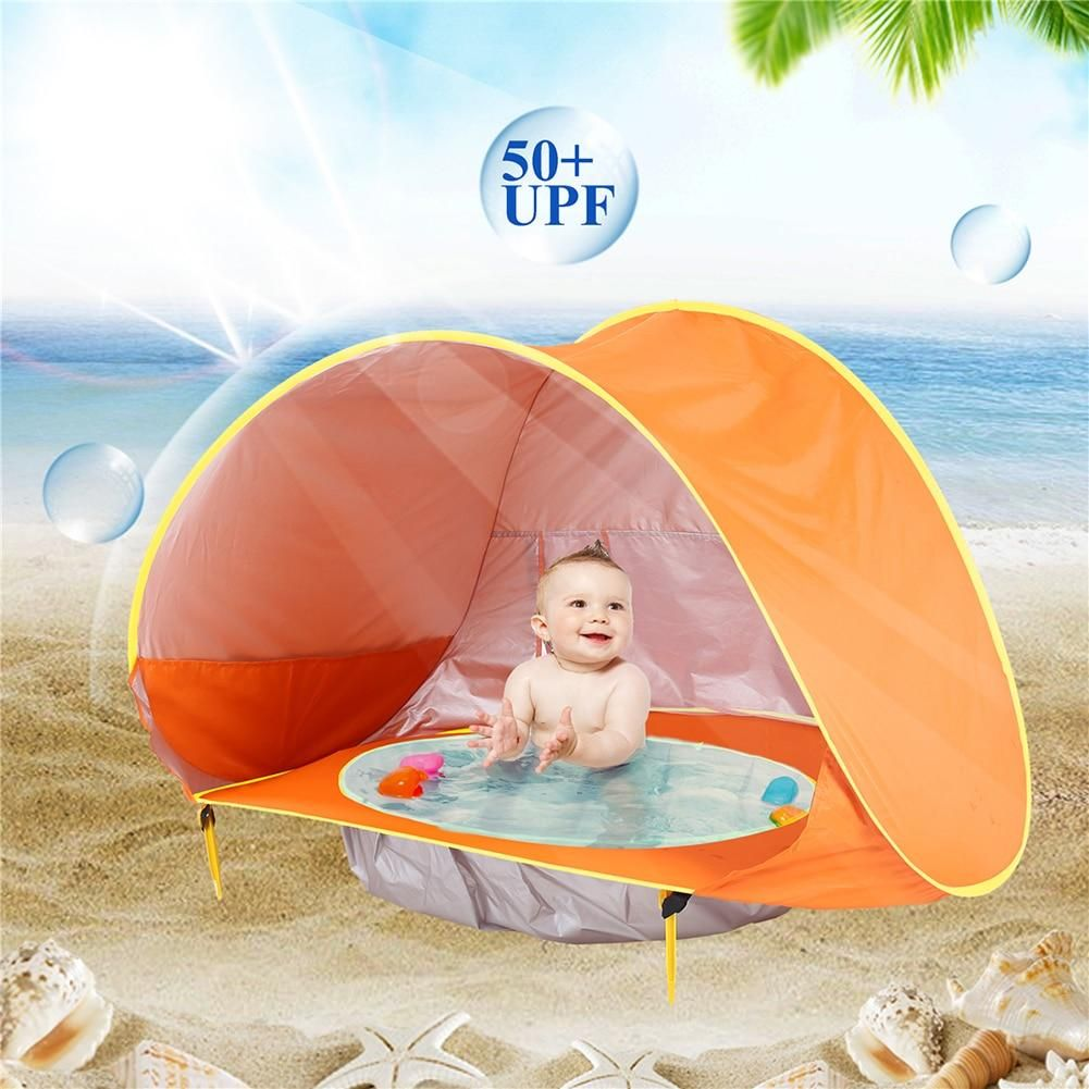 Nfs Outdoors Summer Children Baby Beach Tent Baby Beach Tent Beach Tent Outdoor Kids
