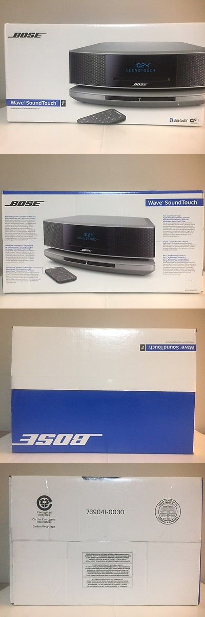 Compact and Shelf Stereos: Brand New!!Sealed!! Bose Wave
