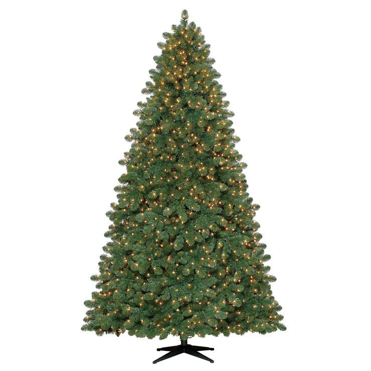 9 Ft Pre Lit Carolina Pine Christmas Tree With 1350 Clear Lights Pine Christmas Tree Christmas Tree Christmas Projects Diy
