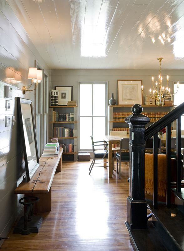 9 Rooms Doing the Very Most with Their Low Ceilings ...