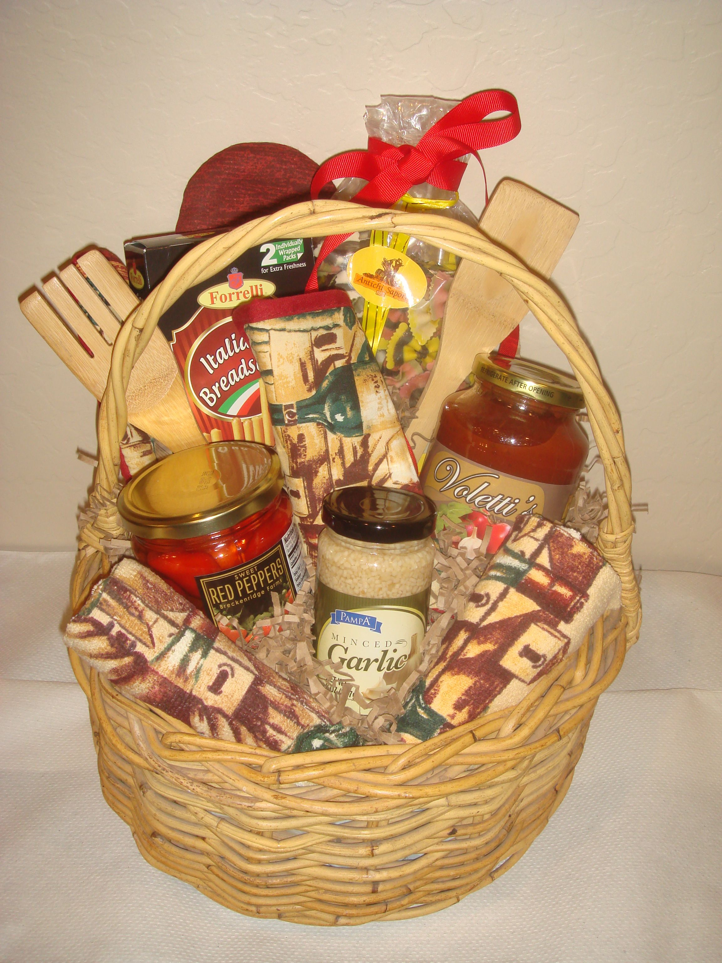 Top 22 Food Gift Basket Ideas - Best Gift Ideas ...