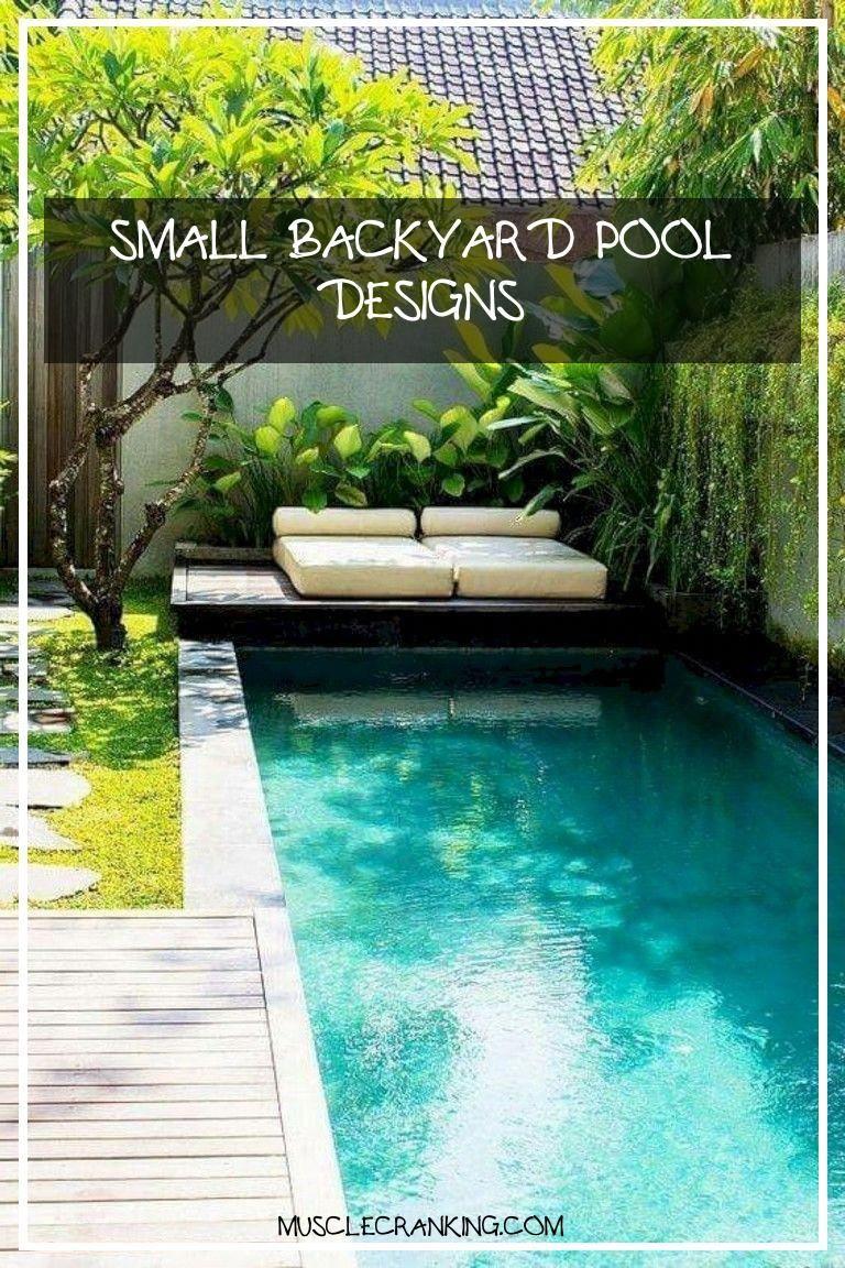 garten Small Backyard Pool Designs 20   Kleiner pool design ...