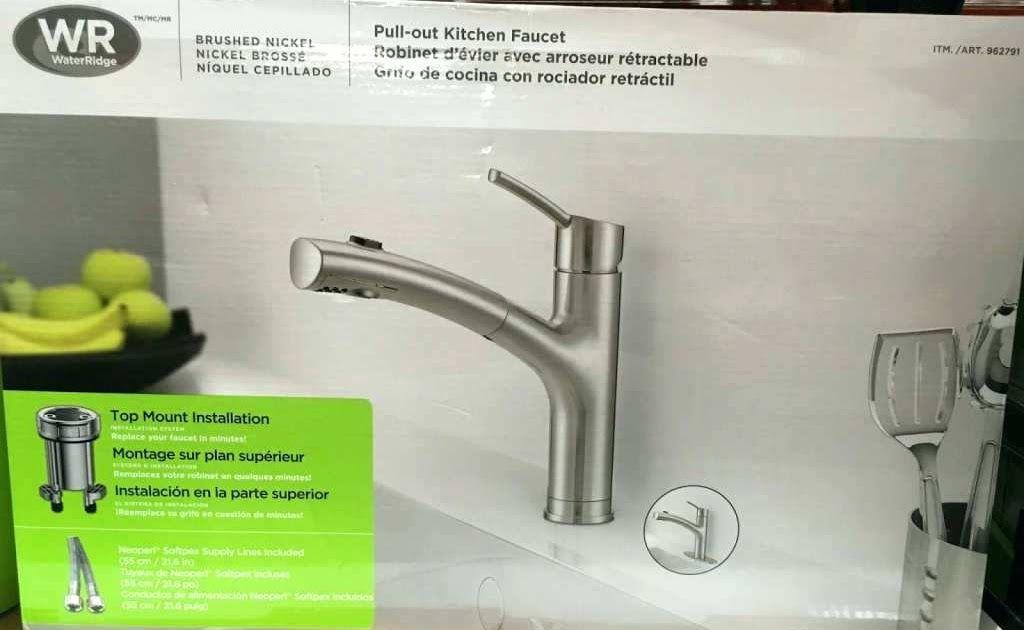 costco kitchen faucet costco kitchen