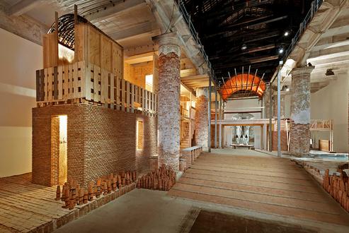 Biennale Wall House