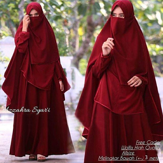 Model Baju Syari Terbaru