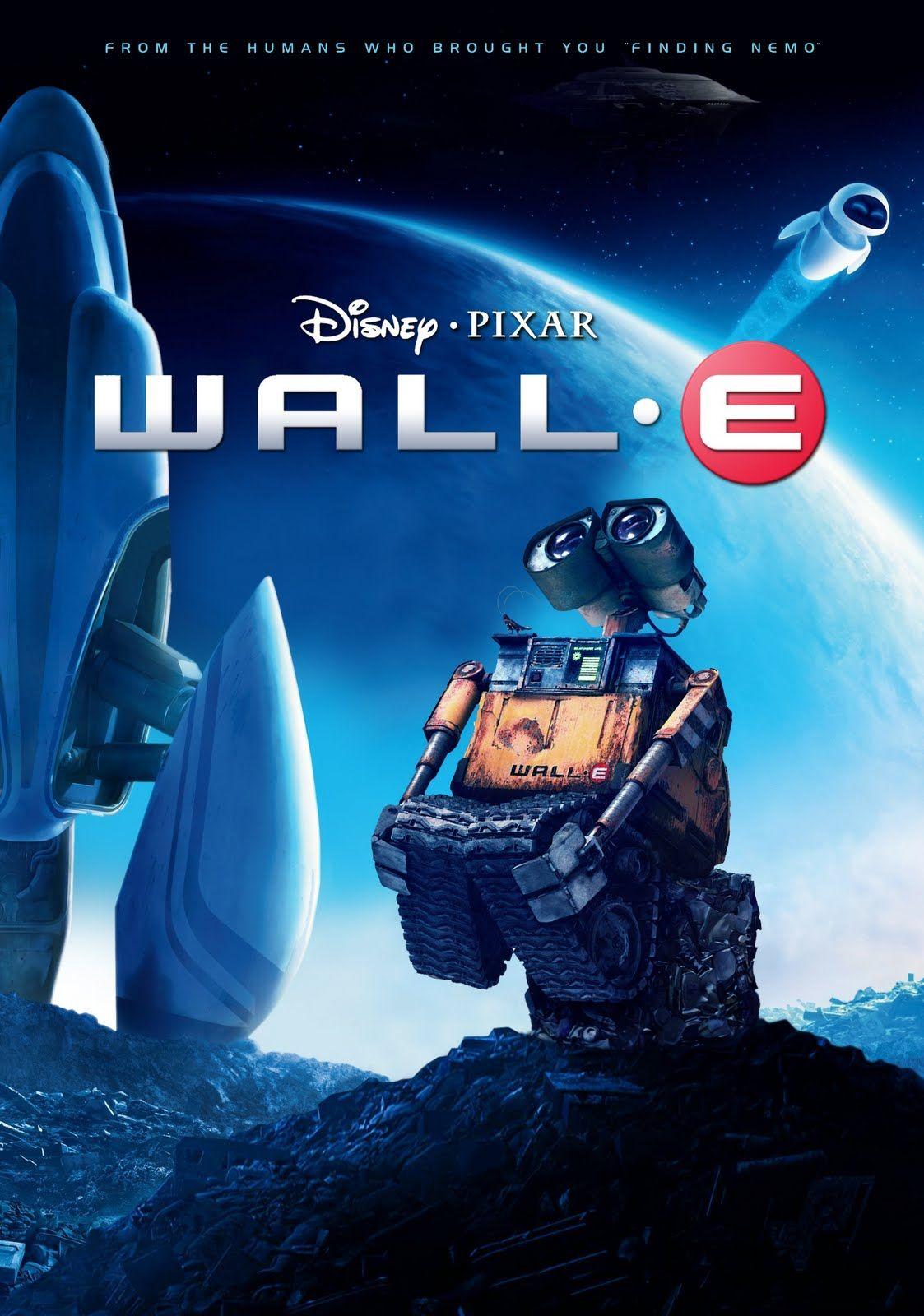 Wall E 2008 Sci Fi Adventure Dir Andrew Stanton Adventure Movies Wall E Movie Disney Films