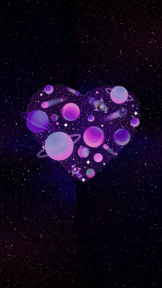 Image about heart in Universe by Naty on We Heart It