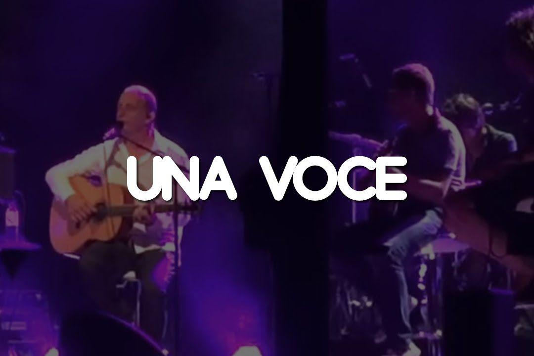 Trè voce in cantu - Una voce