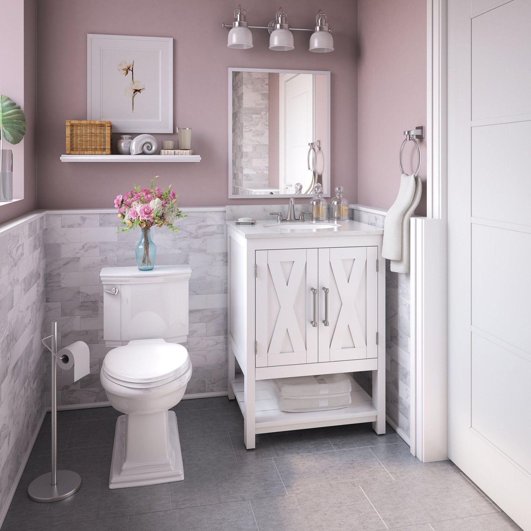 Bello Conington 24 In Freestanding Single Sink Bathroom