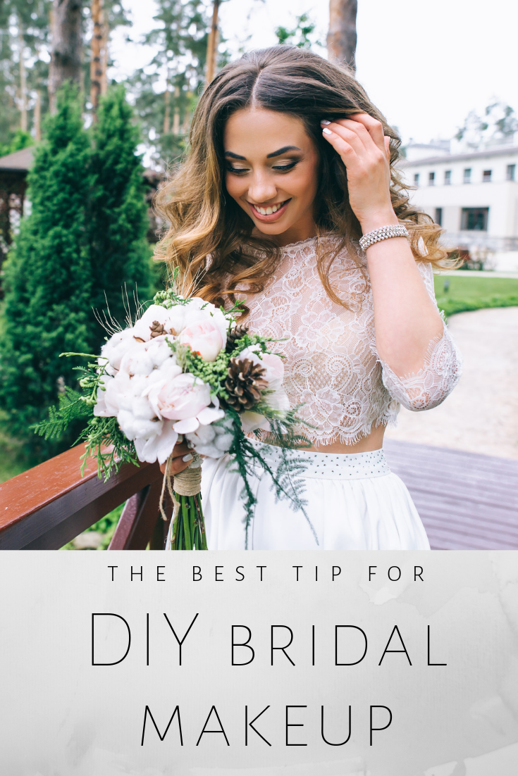 The best tip for do it yourself wedding makeup What is