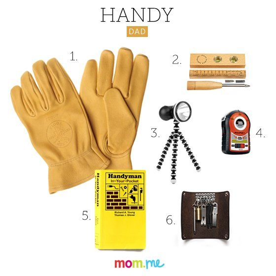 2014 Father's Day Gift Guide: For the Handy Dad