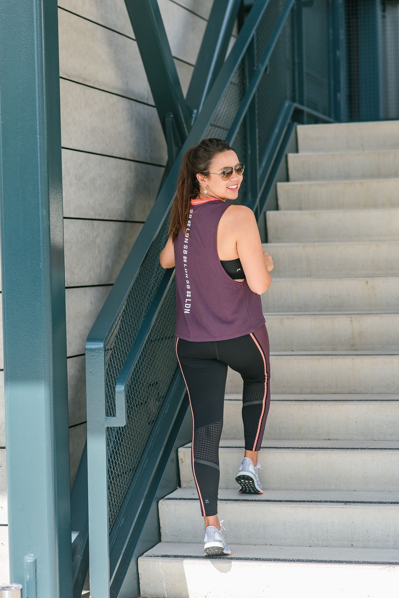 127f51a7c4 Sweaty Betty outfits, workout gear, fall fitness update, workout routine,  leggings worth the splurge! | Adored by Alex