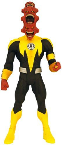 Green Lantern Classics Sinestro Corps Low and Maash Collector Figure ** Click on the image for additional details.