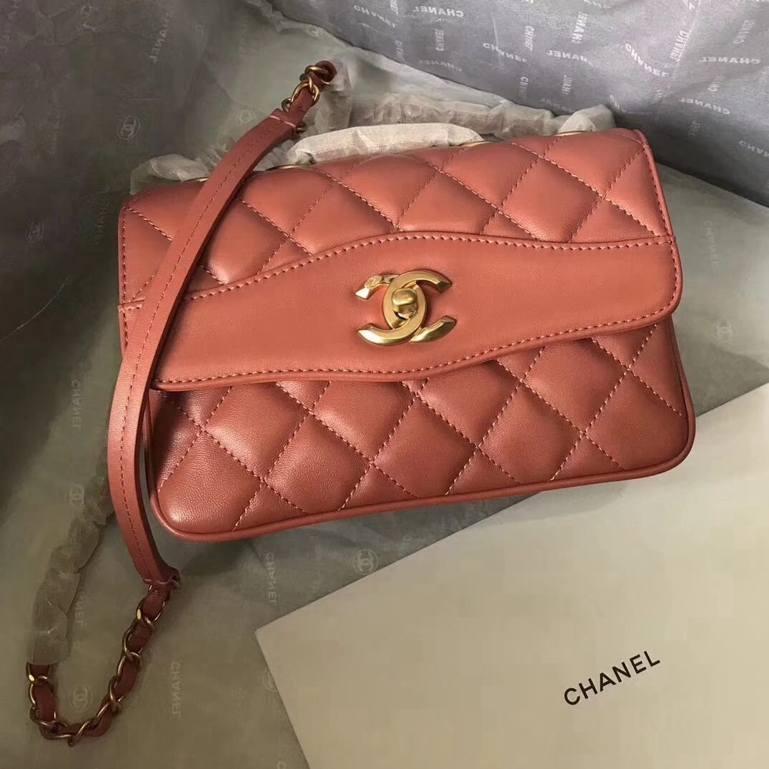 bbbfb84992e2 Chanel Lambskin Small Flap Bag 100% Authentic 80% Off   Chanel Bags Sale  Outlet