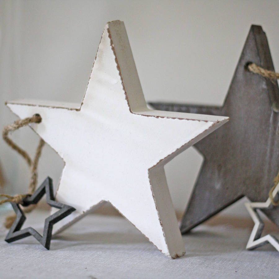 wooden star christmas decorations xmas xmas ideas and yule. Black Bedroom Furniture Sets. Home Design Ideas
