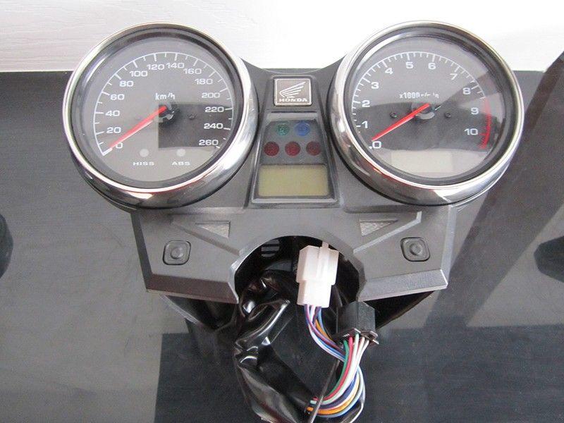 honda cb1300 speedometer tachometer gauge 03-08 ... honda motorcycle tachometer wiring honda motorcycle alternator wiring #13