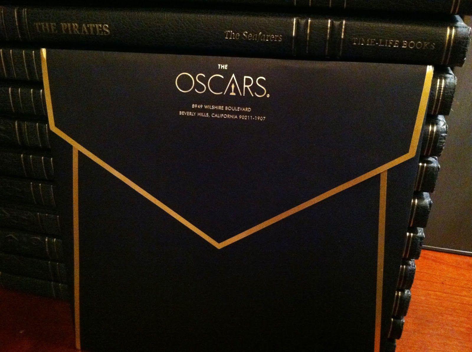 Academy Awards Invitation Google Search