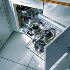 Best Magic Corner Set Kitchen Cabinet Accessories Corner 400 x 300