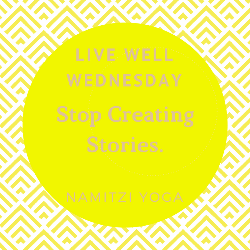 LIVE WELL WEDNESDAY _________________________________ It's