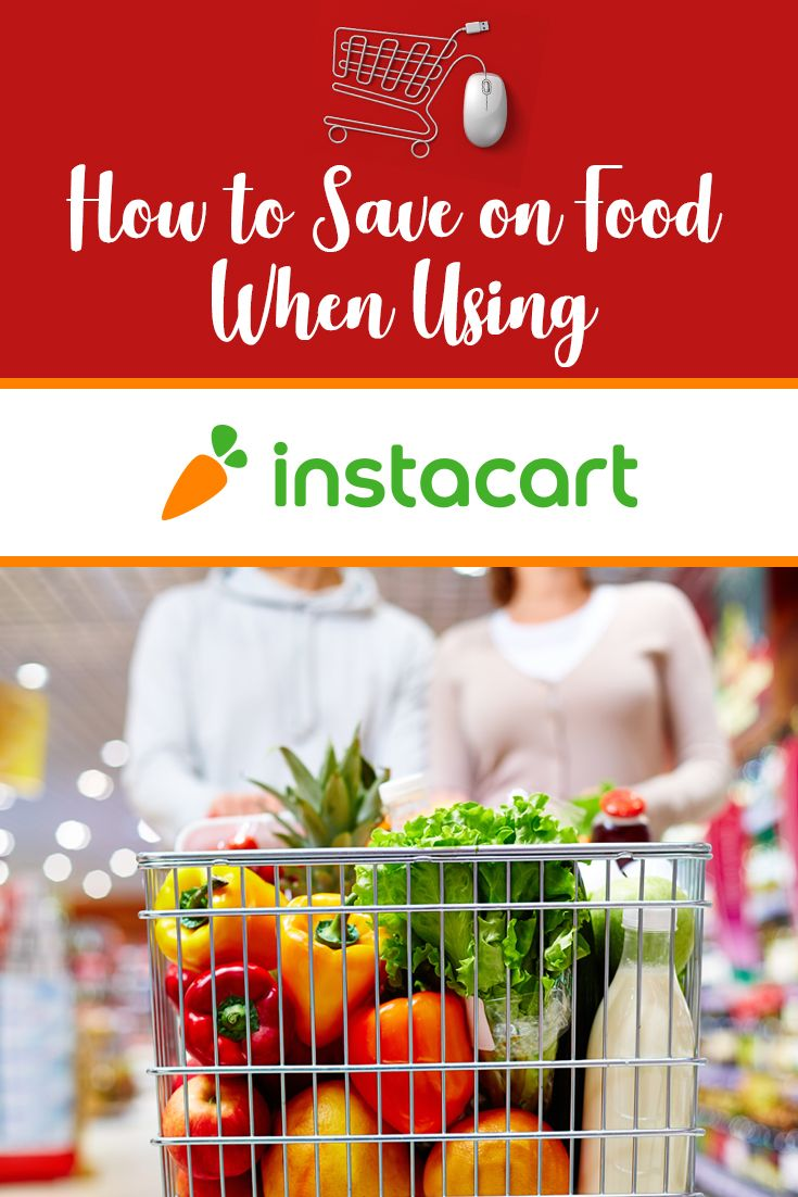 Tip on How to Save on Food when using the intacart app
