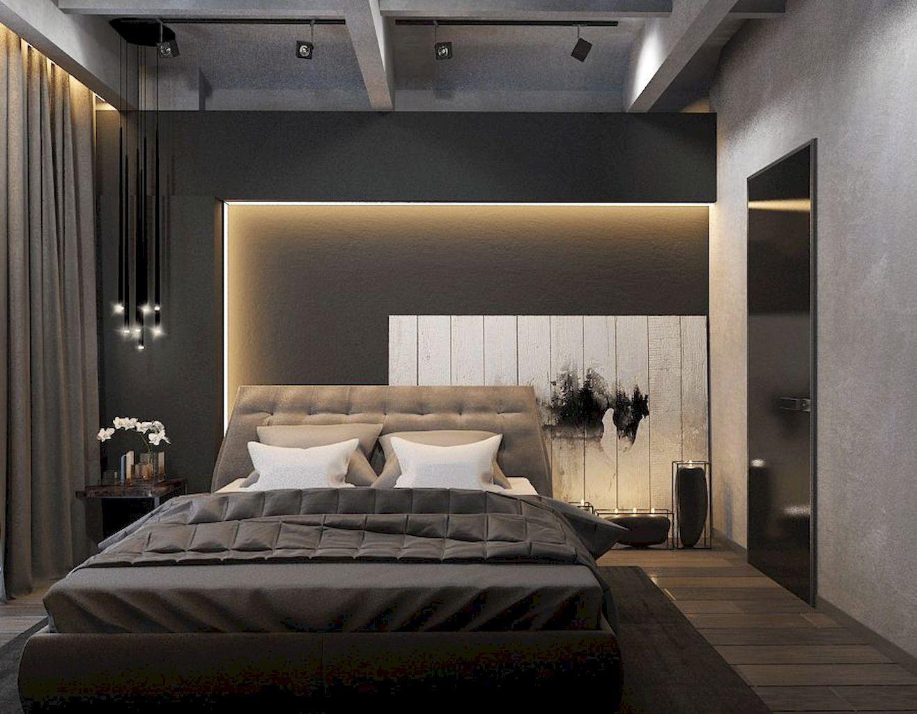 80 Modern Minimalist Bedroom Ideas Setyouroom Com Modern Minimalist Bedroom Bedroom Bed Design Luxurious Bedrooms Modern minimalist bedroom design