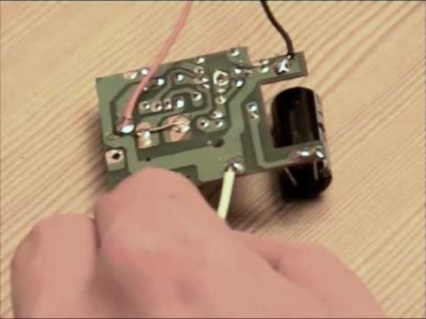 Building a RFID Zapper - Hacking a Disposable Camera #health