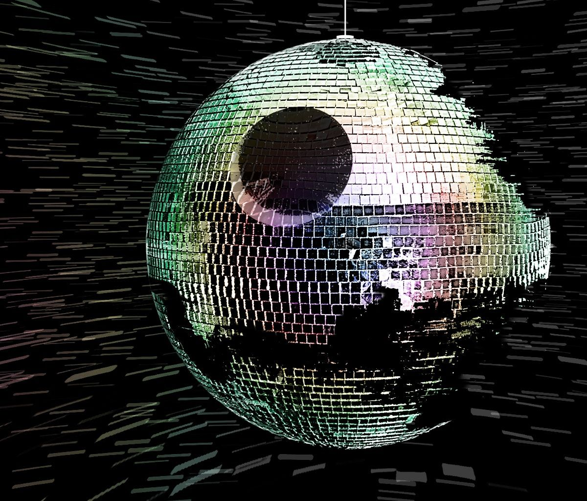 disco at the death star