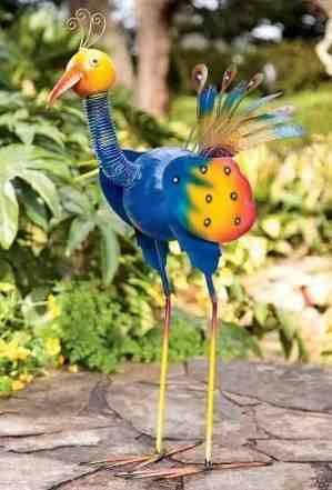 Merveilleux Allthingspeacock.com   Peacock Garden Decor
