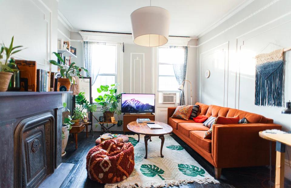 Living Room in Brooklyn, NY : AmateurRoomPorn | Living ...
