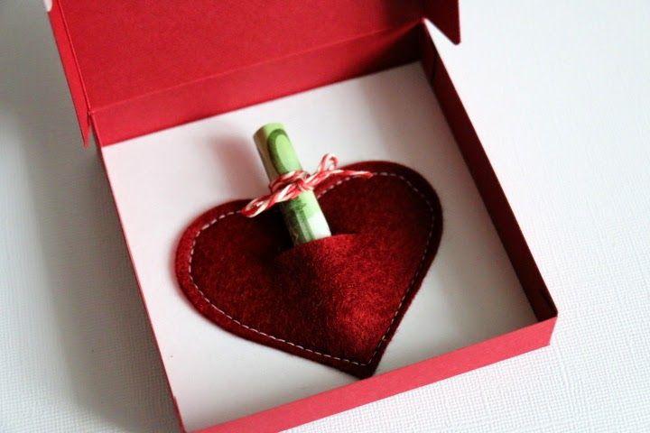 Geschenke Hübsch Verpackt