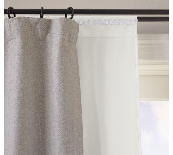 Blackout Curtain Liner Blackout Drapes Insulated Drapes Blackout Curtains