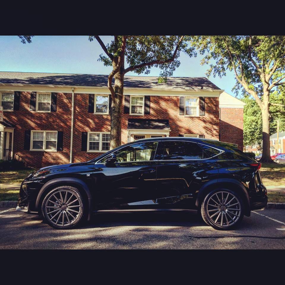Lexus 2015 Suv Price: 2015 Lexus NX - Vossen VFS2