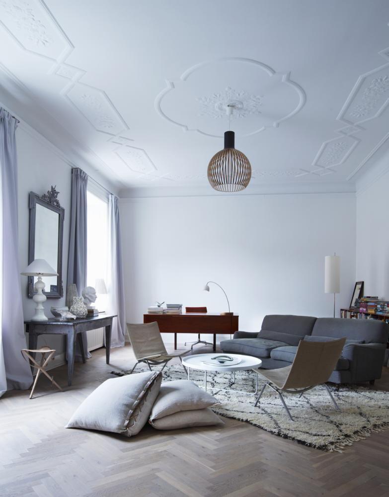 ideen altbau Wohnzimmer altbau modern ~ Raum Haus mit - wohnzimmer ideen altbau