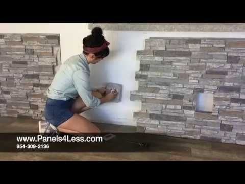 Diy Shiplap Tutorial How To Plank Your Walls The Easy