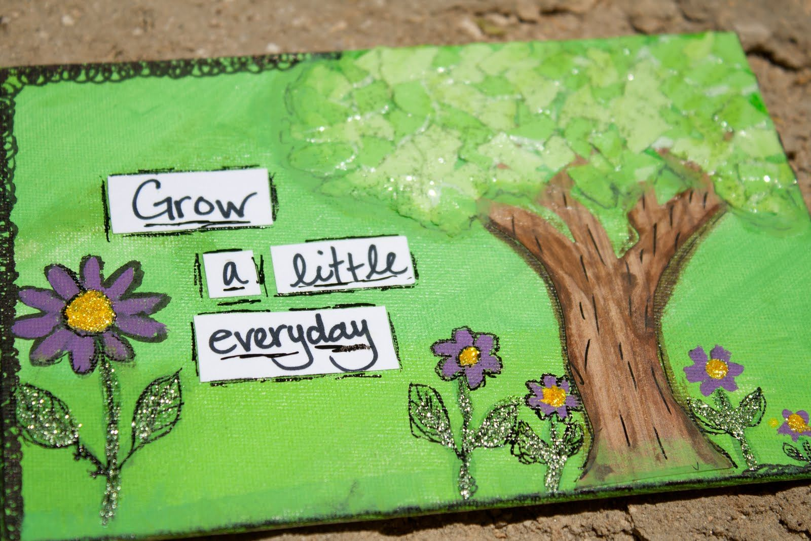 A Crafty Mom's Life: The Summer of Color - Week 2 {Green}